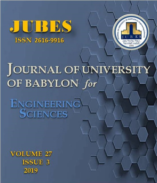 JUBES, vol. 27, no. 3, 2019