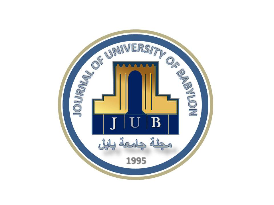 Journal of University of Babylon for Engineering Sciences, JUBES